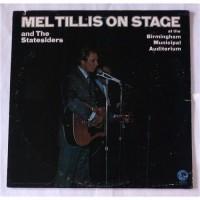 Mel Tillis And The Statesiders – Mel Tillis On Stage At The Birmingham Municipal Auditorium / SE-4889