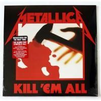 Metallica – Kill 'Em All / 00602547885289 / Sealed