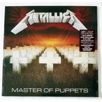 Metallica – Master Of Puppets / BLCKND005R-1 / Sealed