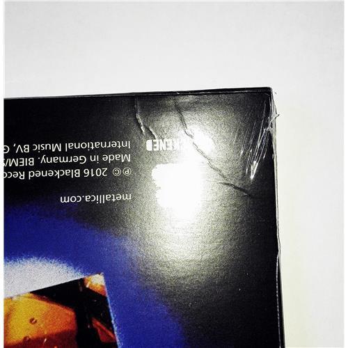 Картинка  Виниловые пластинки  Metallica – Ride The Lightning / 00602547885241 / Sealed в  Vinyl Play магазин LP и CD   09269 2