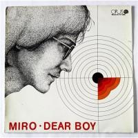 Miroslav Zbirka – Dear Boy / 9113 1556
