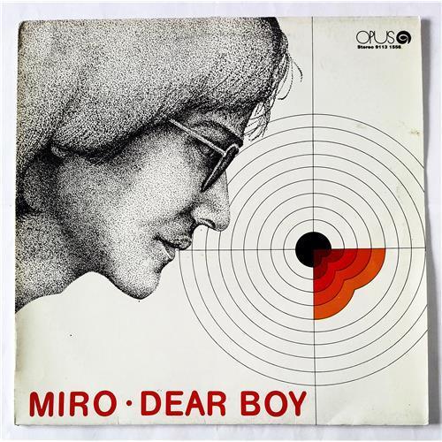 Виниловые пластинки  Miroslav Zbirka – Dear Boy / 9113 1556 в Vinyl Play магазин LP и CD  08992