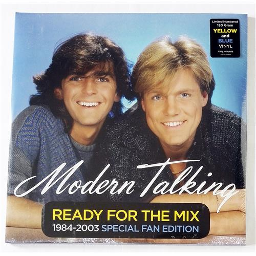 Виниловые пластинки  Modern Talking – Ready For The Mix (1984-2003 Special Fan Edition) / 19439704891 / Sealed в Vinyl Play магазин LP и CD  09129