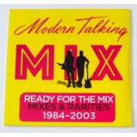 Modern Talking – Ready For The Mix (Mixes & Rarities 1984-2003) / 88985379701 / Sealed