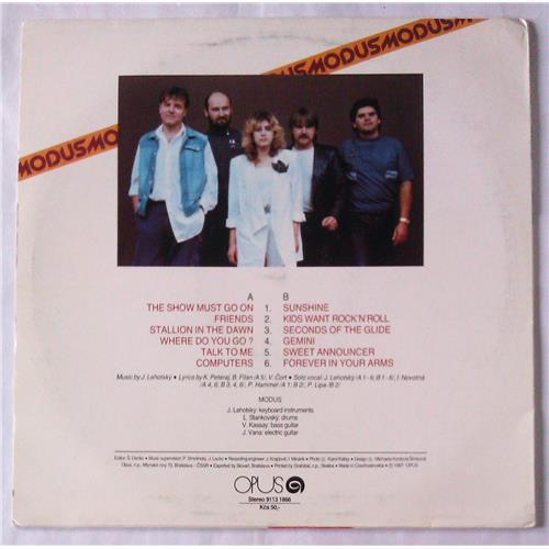 Картинка  Виниловые пластинки  Modus – Friends / 9113 1866 в  Vinyl Play магазин LP и CD   05887 1