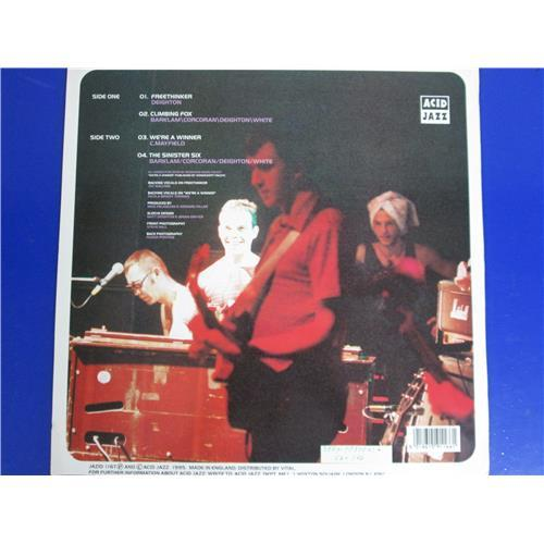 Картинка  Виниловые пластинки  Mother Earth – Free Thinker / JAZID 116T в  Vinyl Play магазин LP и CD   05004 1
