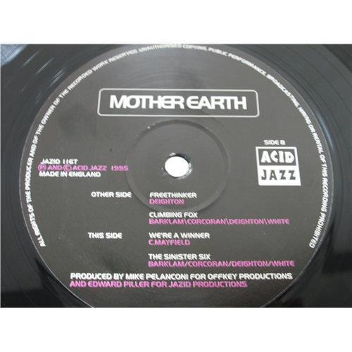 Картинка  Виниловые пластинки  Mother Earth – Free Thinker / JAZID 116T в  Vinyl Play магазин LP и CD   05004 3