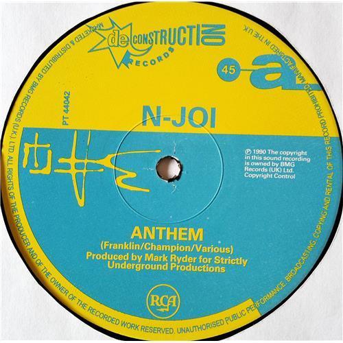 Картинка  Виниловые пластинки  N-Joi – Music From A State Of Mind / PT 44042 в  Vinyl Play магазин LP и CD   07720 2