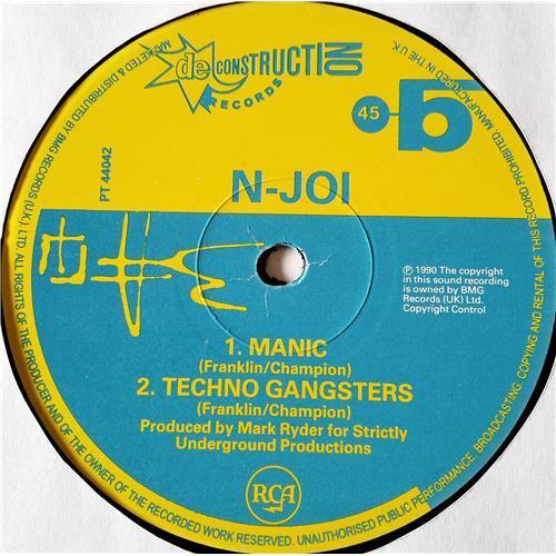 Картинка  Виниловые пластинки  N-Joi – Music From A State Of Mind / PT 44042 в  Vinyl Play магазин LP и CD   07720 3