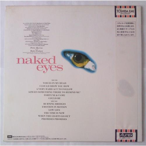 Картинка  Виниловые пластинки  Naked Eyes – Burning Bridges / EMS-81599 в  Vinyl Play магазин LP и CD   05568 1