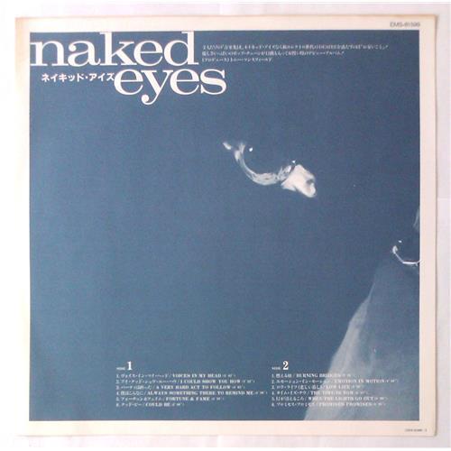 Картинка  Виниловые пластинки  Naked Eyes – Burning Bridges / EMS-81599 в  Vinyl Play магазин LP и CD   05568 2