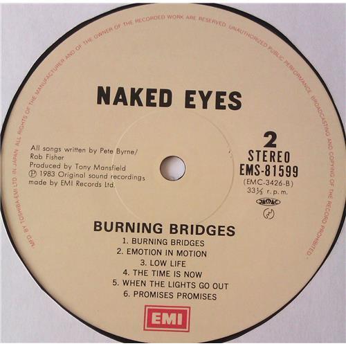 Картинка  Виниловые пластинки  Naked Eyes – Burning Bridges / EMS-81599 в  Vinyl Play магазин LP и CD   05568 5