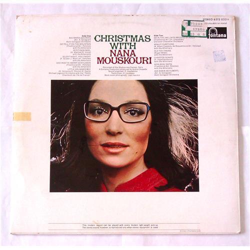 Картинка  Виниловые пластинки  Nana Mouskouri – Christmas With Nana Mouskouri / 6312 033 в  Vinyl Play магазин LP и CD   06948 1