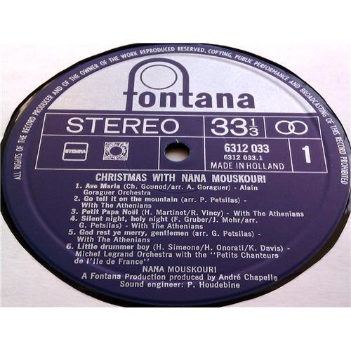 Картинка  Виниловые пластинки  Nana Mouskouri – Christmas With Nana Mouskouri / 6312 033 в  Vinyl Play магазин LP и CD   06948 2