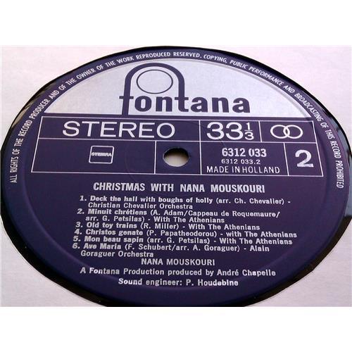 Картинка  Виниловые пластинки  Nana Mouskouri – Christmas With Nana Mouskouri / 6312 033 в  Vinyl Play магазин LP и CD   06948 3