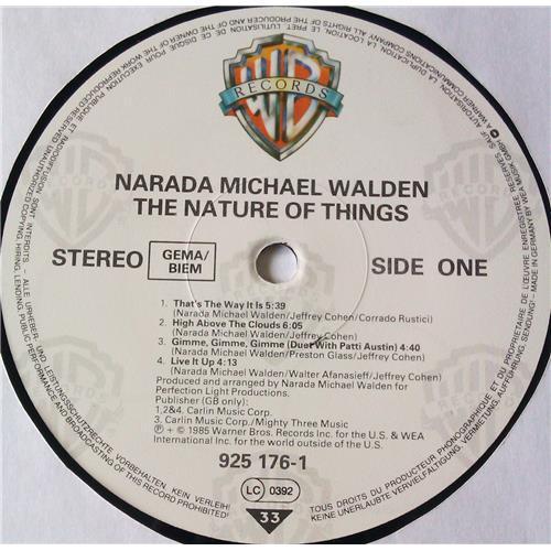 Картинка  Виниловые пластинки  Narada Michael Walden – The Nature Of Things / 925 176-1 в  Vinyl Play магазин LP и CD   05866 4