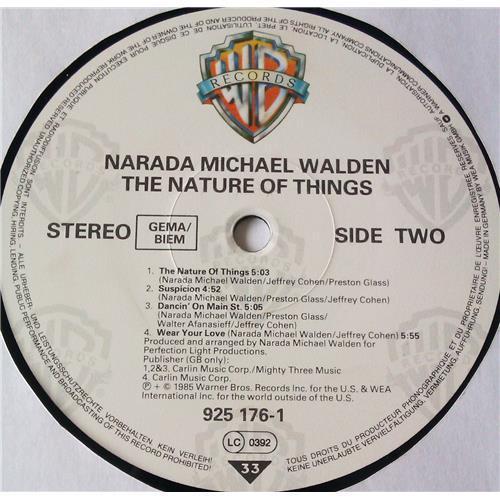 Картинка  Виниловые пластинки  Narada Michael Walden – The Nature Of Things / 925 176-1 в  Vinyl Play магазин LP и CD   05866 5