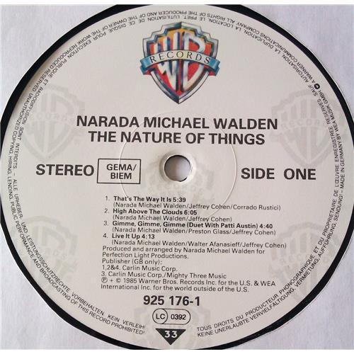 Картинка  Виниловые пластинки  Narada Michael Walden – The Nature Of Things / 925 176-1 в  Vinyl Play магазин LP и CD   06499 4