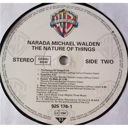 Картинка  Виниловые пластинки  Narada Michael Walden – The Nature Of Things / 925 176-1 в  Vinyl Play магазин LP и CD   06499 5