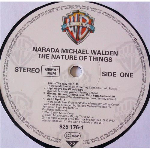 Картинка  Виниловые пластинки  Narada Michael Walden – The Nature Of Things / 925 176-1 в  Vinyl Play магазин LP и CD   06936 5