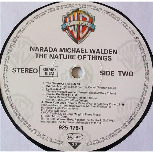 Картинка  Виниловые пластинки  Narada Michael Walden – The Nature Of Things / 925 176-1 в  Vinyl Play магазин LP и CD   06936 6