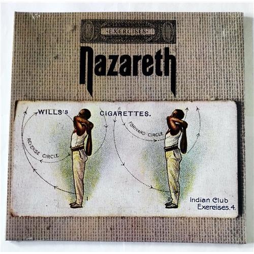 Виниловые пластинки  Nazareth – Exercises / RCV107LP / Sealed в Vinyl Play магазин LP и CD  08521