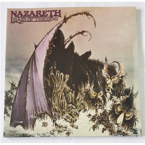 Виниловые пластинки  Nazareth – Hair Of The Dog / RCV096LP / Sealed в Vinyl Play магазин LP и CD  08520