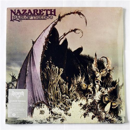 Виниловые пластинки  Nazareth – Hair Of The Dog / SALVO384LP / Sealed в Vinyl Play магазин LP и CD  08437