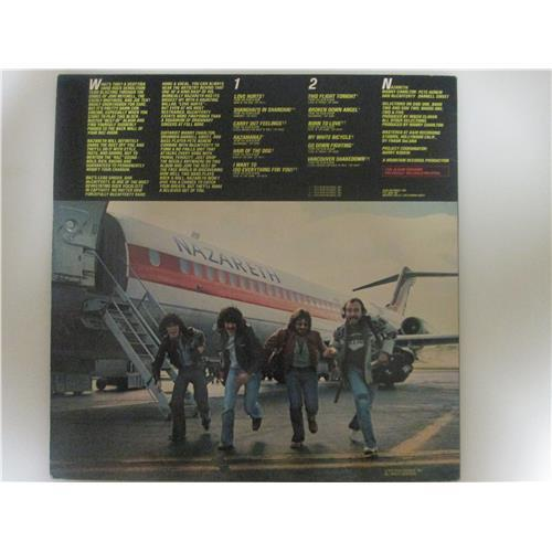 Картинка  Виниловые пластинки  Nazareth – Hot Tracks / SP 4643 в  Vinyl Play магазин LP и CD   03485 1