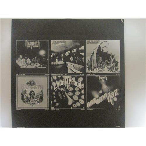Картинка  Виниловые пластинки  Nazareth – Hot Tracks / SP 4643 в  Vinyl Play магазин LP и CD   03485 3