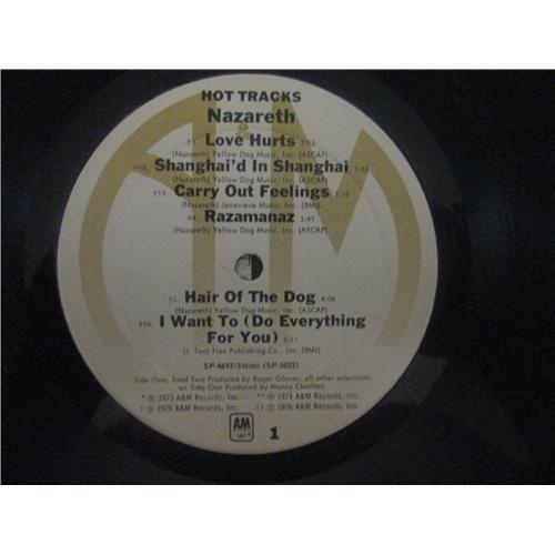 Картинка  Виниловые пластинки  Nazareth – Hot Tracks / SP 4643 в  Vinyl Play магазин LP и CD   03485 4