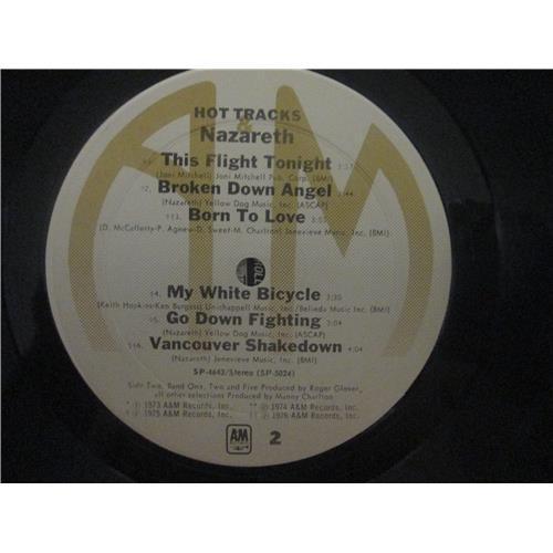 Картинка  Виниловые пластинки  Nazareth – Hot Tracks / SP 4643 в  Vinyl Play магазин LP и CD   03485 5