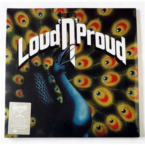 Виниловые пластинки  Nazareth – Loud'N'Proud / SALVO382LP / Sealed в Vinyl Play магазин LP и CD  08436