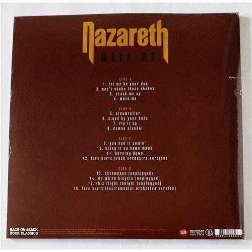 Картинка  Виниловые пластинки  Nazareth – Move Me / RCV111LP / Sealed в  Vinyl Play магазин LP и CD   08518 1