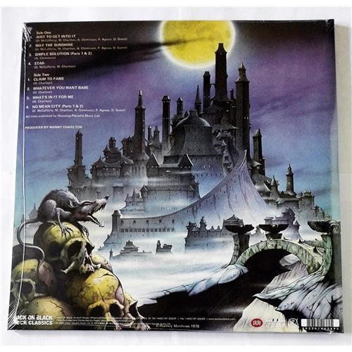 Картинка  Виниловые пластинки  Nazareth – No Mean City / RCV118LP / Sealed в  Vinyl Play магазин LP и CD   08515 1