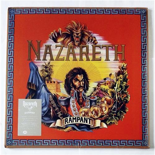Виниловые пластинки  Nazareth – Rampant / SALVO383LP / Sealed в Vinyl Play магазин LP и CD  08438