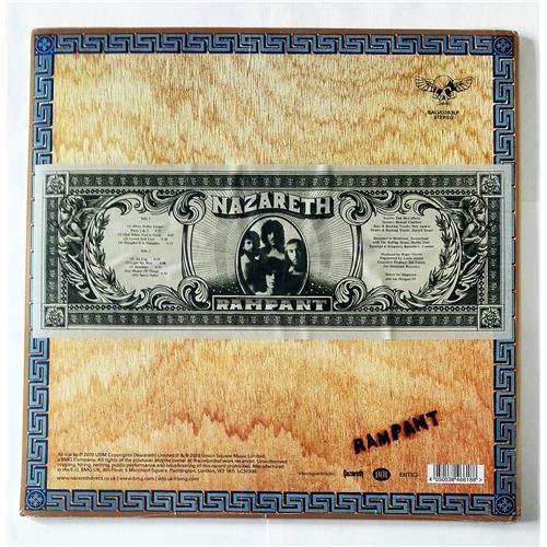 Картинка  Виниловые пластинки  Nazareth – Rampant / SALVO383LP / Sealed в  Vinyl Play магазин LP и CD   08438 1
