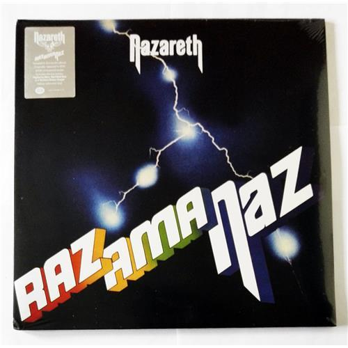 Виниловые пластинки  Nazareth – Razamanaz / SALVO381LP / Sealed в Vinyl Play магазин LP и CD  08439