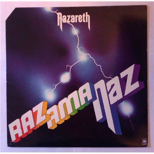 Виниловые пластинки  Nazareth – Razamanaz / SP-69861 в Vinyl Play магазин LP и CD  03973