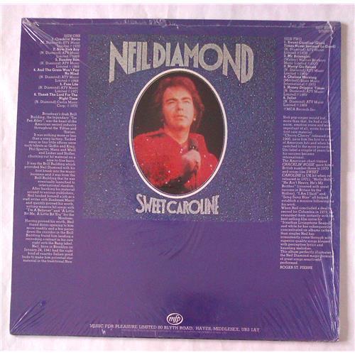 Картинка  Виниловые пластинки  Neil Diamond – Sweet Caroline / MFP 50449 / Sealed в  Vinyl Play магазин LP и CD   06145 1
