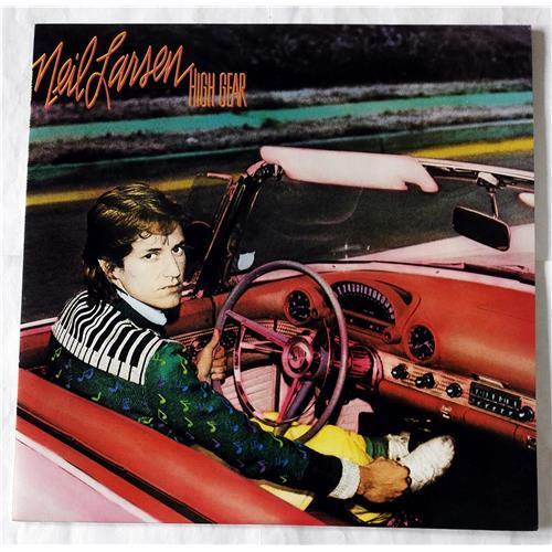 Виниловые пластинки  Neil Larsen – High Gear / HOZ-6007 в Vinyl Play магазин LP и CD  07663
