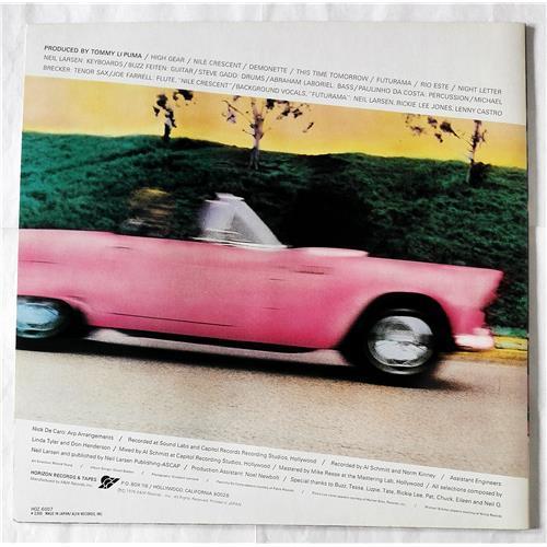 Картинка  Виниловые пластинки  Neil Larsen – High Gear / HOZ-6007 в  Vinyl Play магазин LP и CD   07663 1