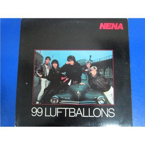 Виниловые пластинки  Nena – 99 Luftballons / FE 39294 в Vinyl Play магазин LP и CD  03290
