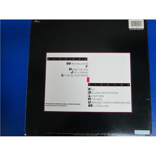 Картинка  Виниловые пластинки  Nena – 99 Luftballons / FE 39294 в  Vinyl Play магазин LP и CD   03290 1