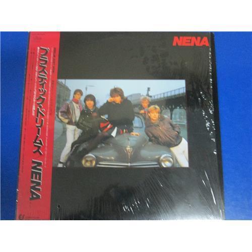 Виниловые пластинки  Nena – Nena / 25.3P-488 в Vinyl Play магазин LP и CD  00797