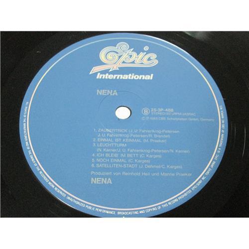 Картинка  Виниловые пластинки  Nena – Nena / 25.3P-488 в  Vinyl Play магазин LP и CD   00797 3