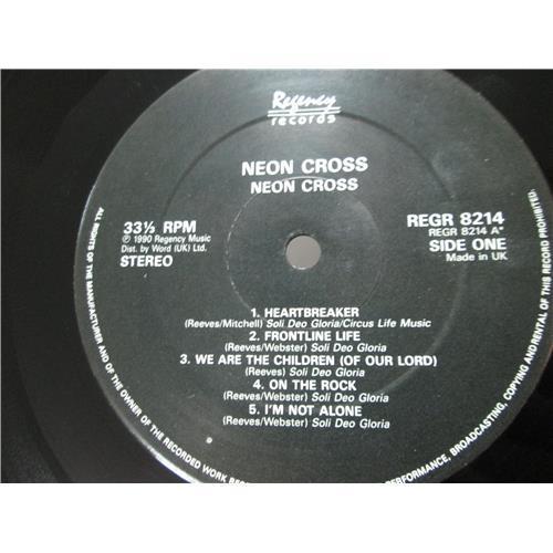 Картинка  Виниловые пластинки  Neon Cross – Neon Cross / REGR8214 в  Vinyl Play магазин LP и CD   02026 2