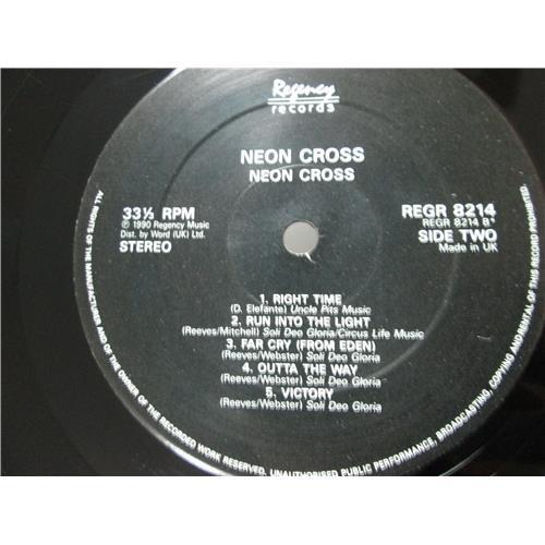 Картинка  Виниловые пластинки  Neon Cross – Neon Cross / REGR8214 в  Vinyl Play магазин LP и CD   02026 3