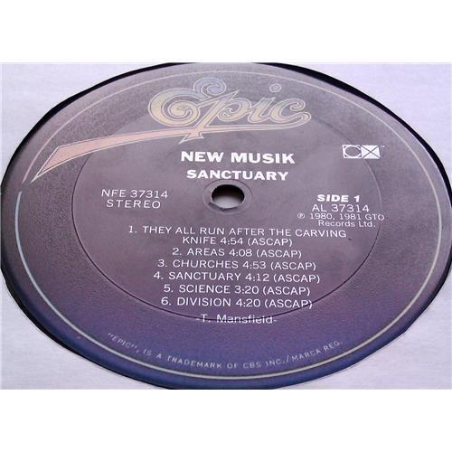 Картинка  Виниловые пластинки  New Musik – Sanctuary / NFE 37314 в  Vinyl Play магазин LP и CD   06589 2