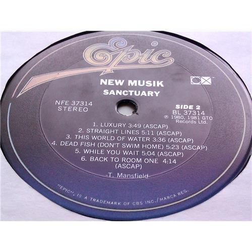 Картинка  Виниловые пластинки  New Musik – Sanctuary / NFE 37314 в  Vinyl Play магазин LP и CD   06589 3